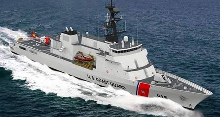 Overview of USCG Offshore Patrol Cutter and Ice Breaker