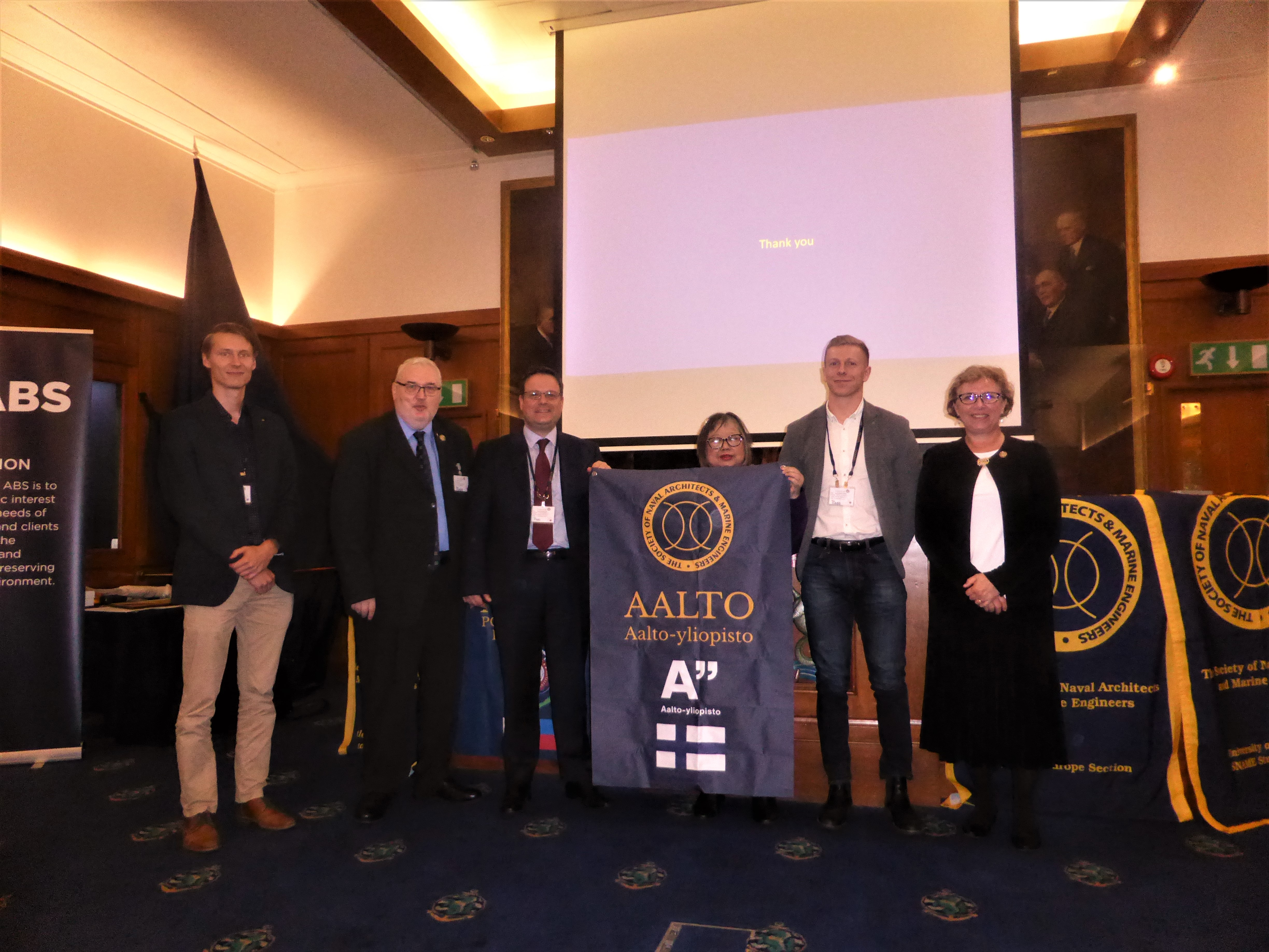 Banner Aalto with