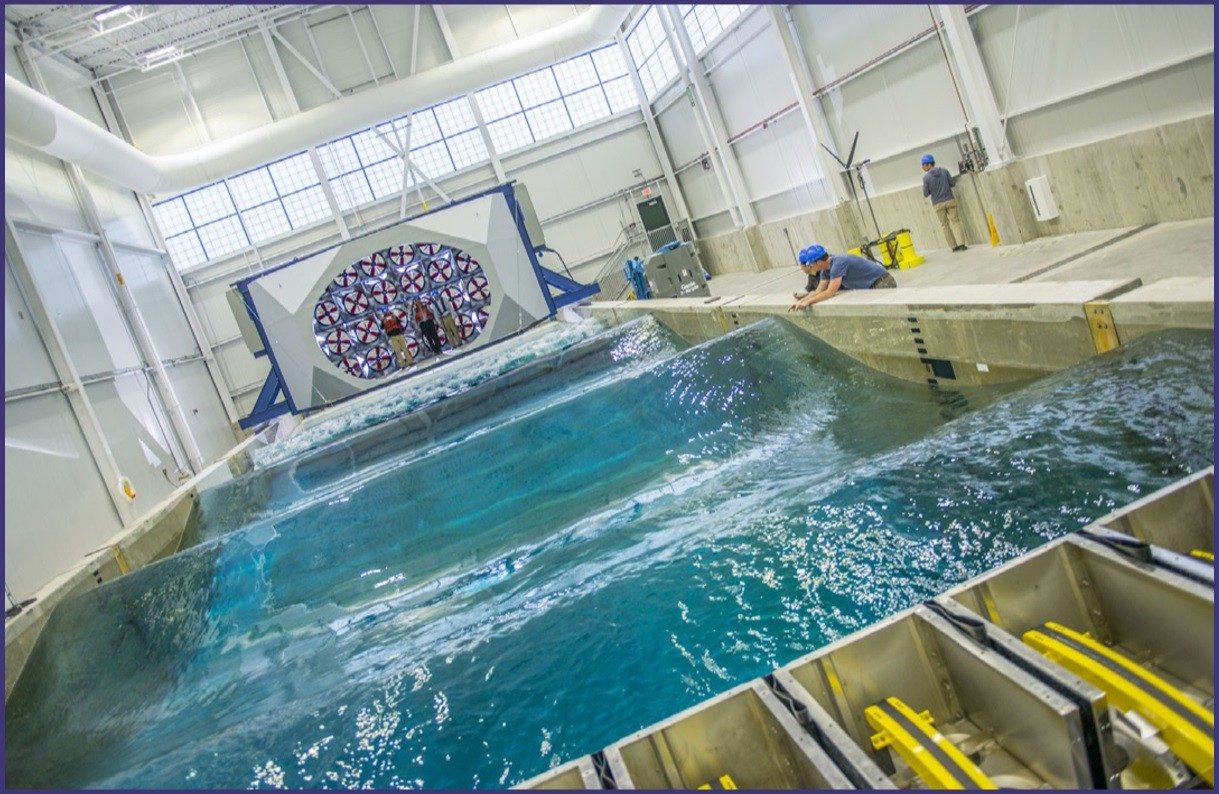 Umaine Campus Map Pdf.Tour And Update Of Work At Umaine Wind Wave W2 Model Testing Basin