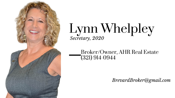 Lynn Whelpley, Secretary
