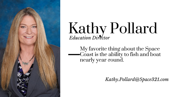 Kathy Pollard, Education Director