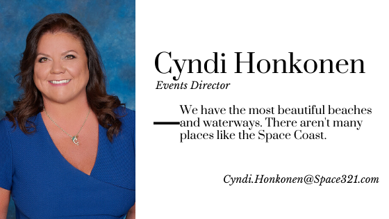 Cyndi Honkonen, Events Director