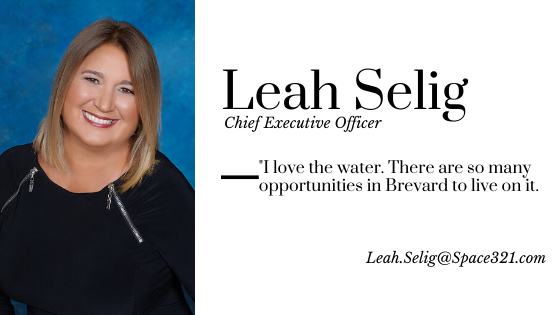 Leah Selig, CEO
