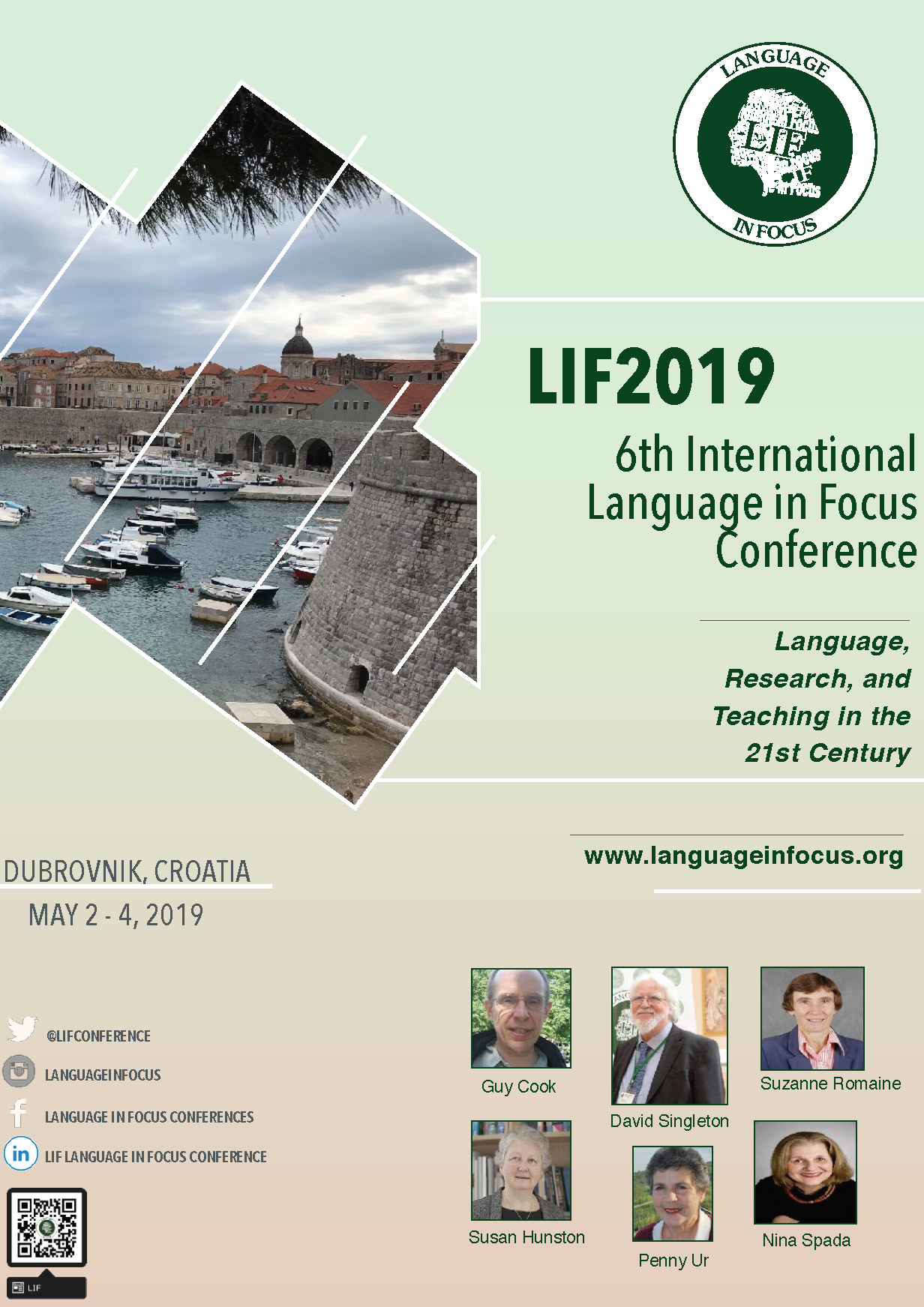 LIF2019 Conference Poster