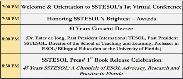 Invitation to SSTESOL Celebration Night