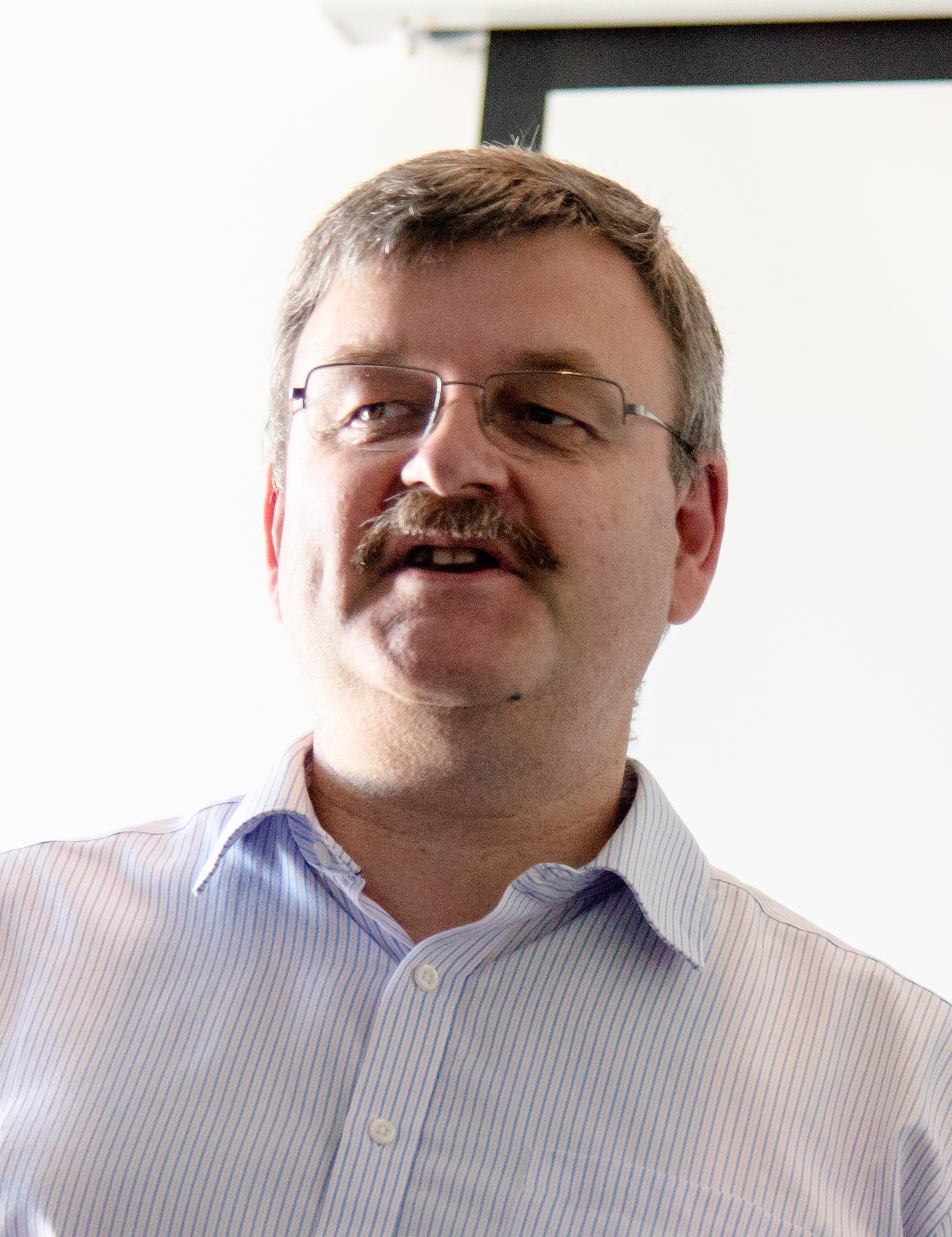 David Thomas Portrait HPC