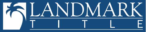 Landmark Title Logo