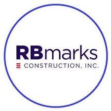RB Marks Construction, Inc. Logo