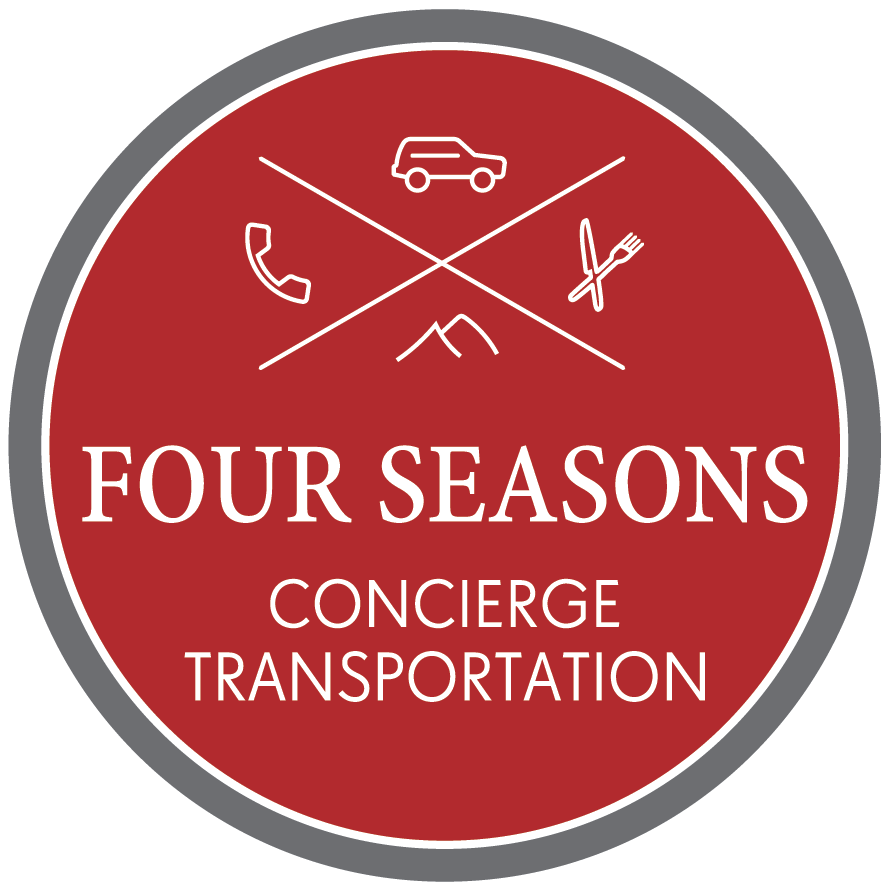 Four Seasons Concierge Transportation Logo