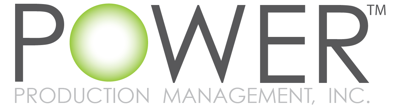 Power Production Management Logo