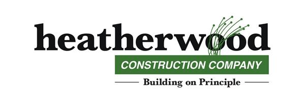 Heatherwood Construction Company Logo