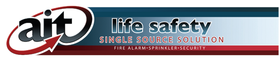 AIT Life Safety Logo