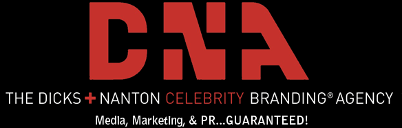 DNA: The Dicks + Nanton Celebrity Branding Agency Logo