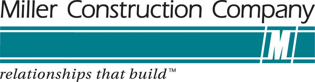 Miller Construction Company Logo