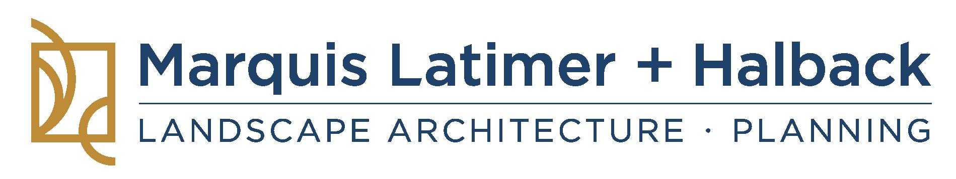 Marquis Latimer plus Halback Logo