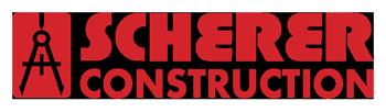 Scherer Construction of North Florida Logo
