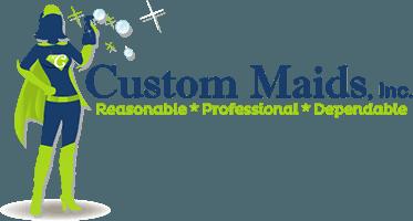 Custom Maids Logo
