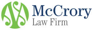 McCrory Law Firm Logo