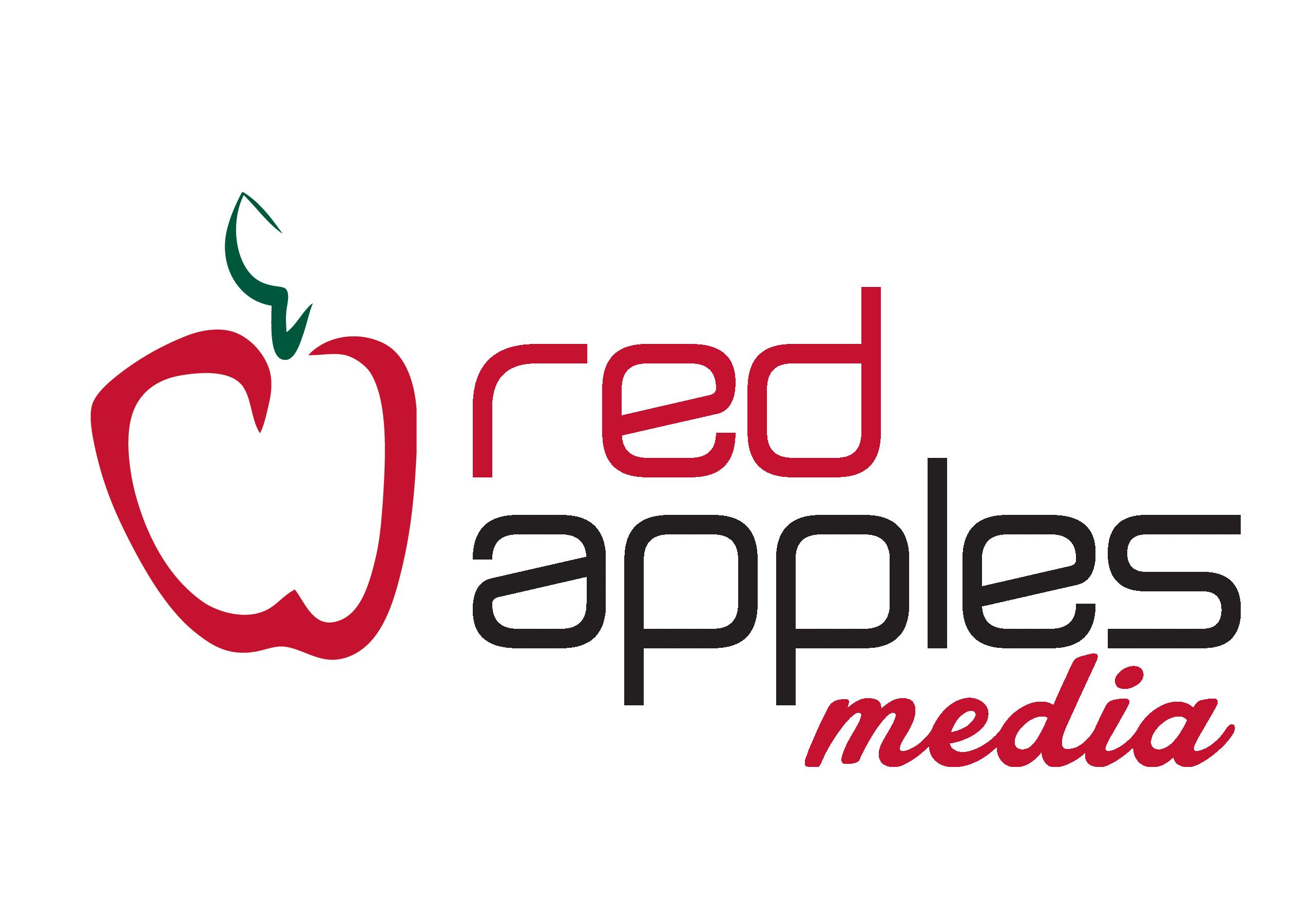 Red Apples Media Logo