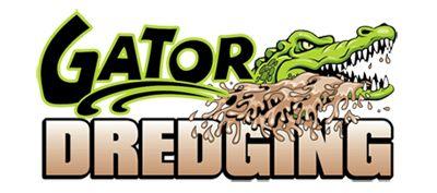 Gator Dredging Logo