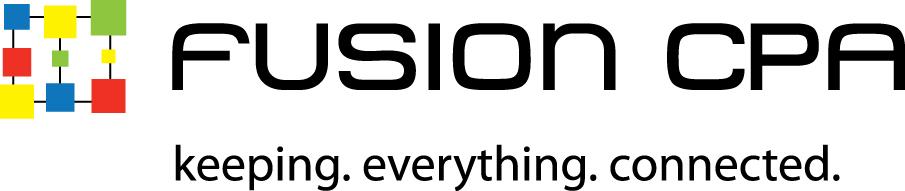 Fusion CPA Logo