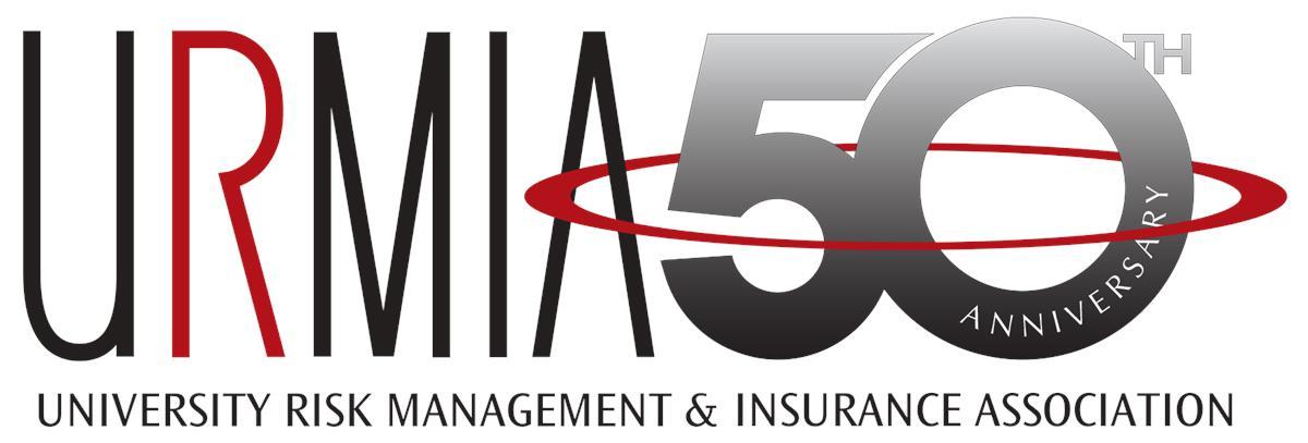 URMIA's 50th Anniversary Logo