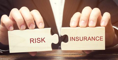 Risk Insurance Graphic