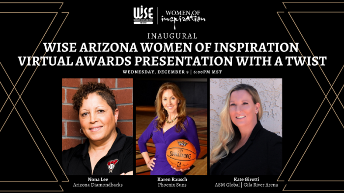 Image of Women of Inspiration Virtual Awards Presentation