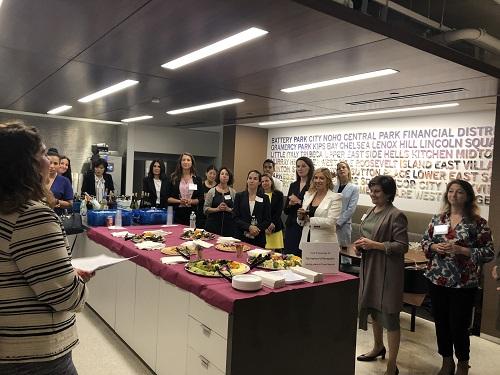 Reception for Women Entrepreneurs