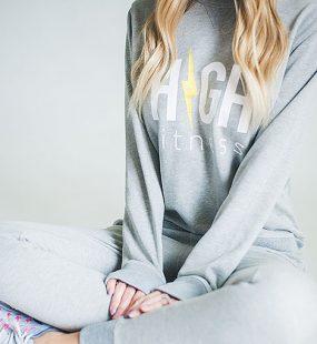 HIGH Fitness - Unisex Sweatshirt
