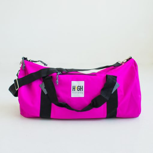 HIGH Fitness -Duffle Bag