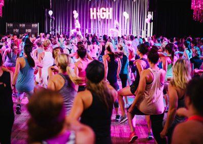 Hight Fitness Night