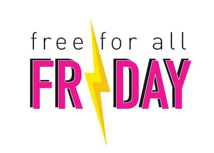 FREE For All FRIDAY⚡