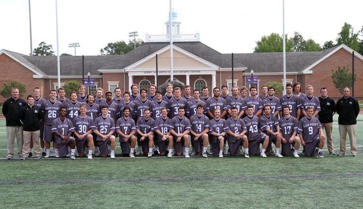 Loyola Blakefield Campus Map.High Point University Panthers 2016 Men S Lacrosse Roster