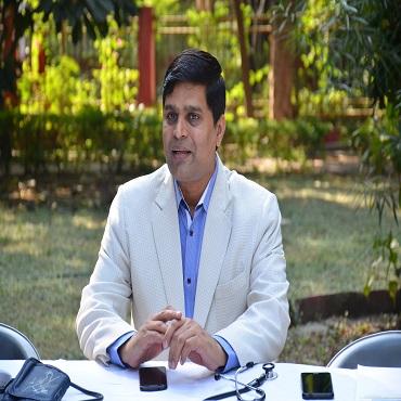 Ashvini Kumar Dwivedi