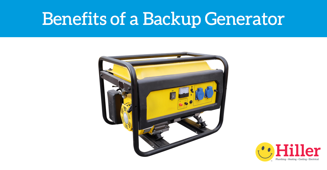 standyby and backup generator benefits