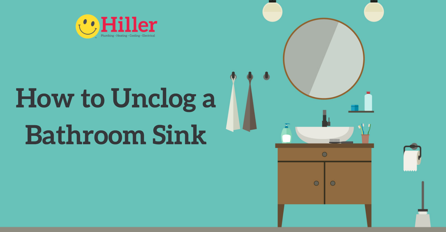 5 Natural Ways To Unclog A Bathroom Sink | Hiller How To