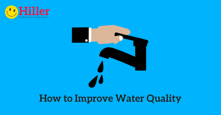 How to improve water quality for national water quality month