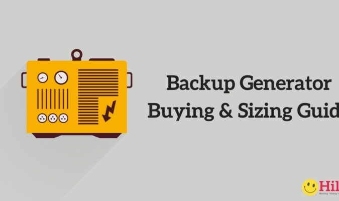 Backup Generator Buying And Sizing Guide
