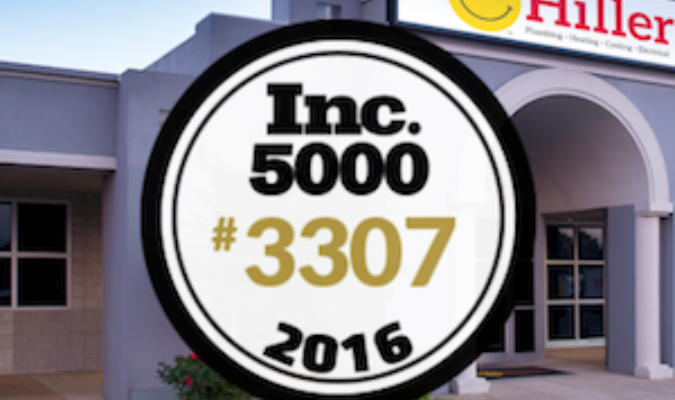 Hiller Inc 5000 2016 1
