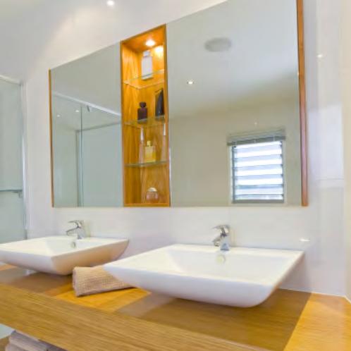 interior lighting design for bathroom