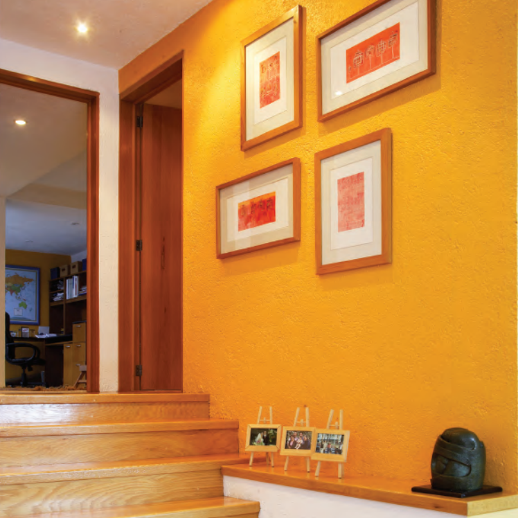 interior lighting design for entry ways, hallways, and stairs