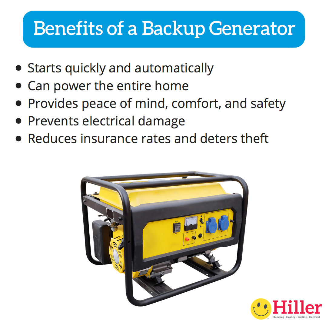 why you should purchase a backup generator