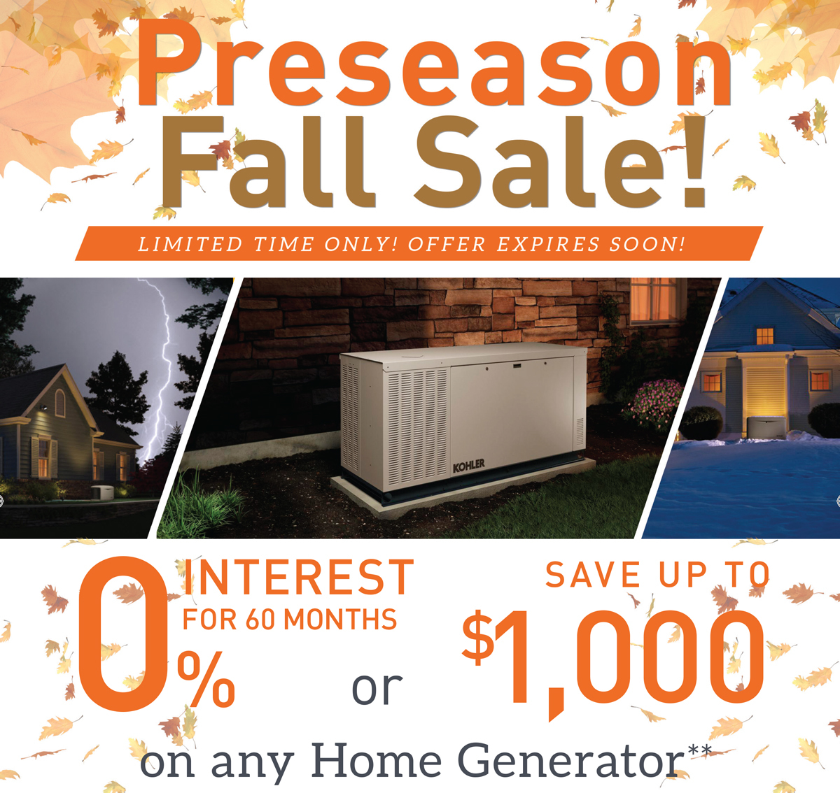 September 2018 Electrical Promo