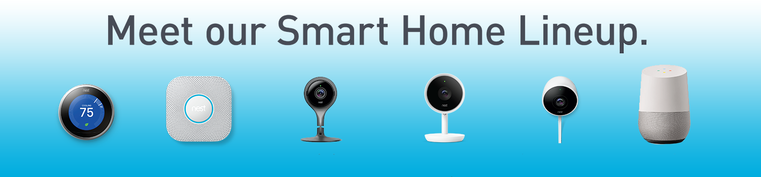 Nest Products Promopage