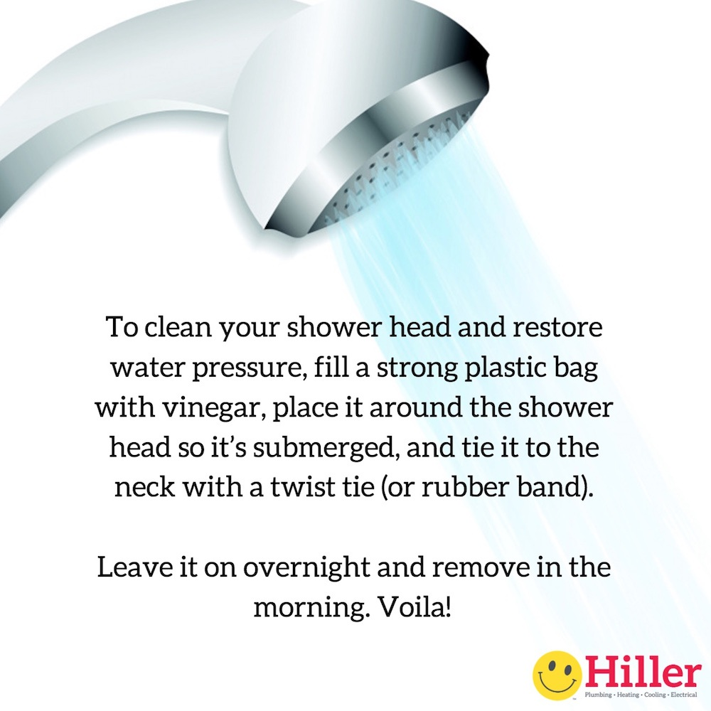 Restore Water Pressure Happy Hiller