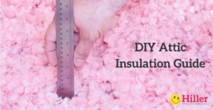 Diy Attic Insulation And Air Sealing Guide Hiller 768X399