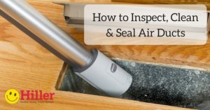 How To Inspect Clean Seal Air Ducts 1