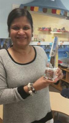 Sarojini ECE of the Year Winner