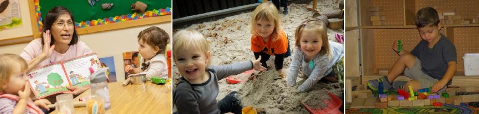 Arlington Unitarian Cooperative Preschool (AUCP)
